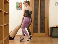 Hot Femdom Video